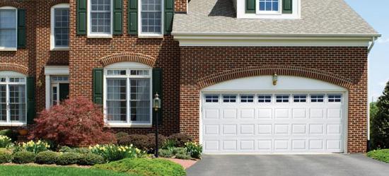 San Antonio Garage Doors   DoorLink Model 3610